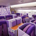 タイ航空バンコクー成田A380搭乗記